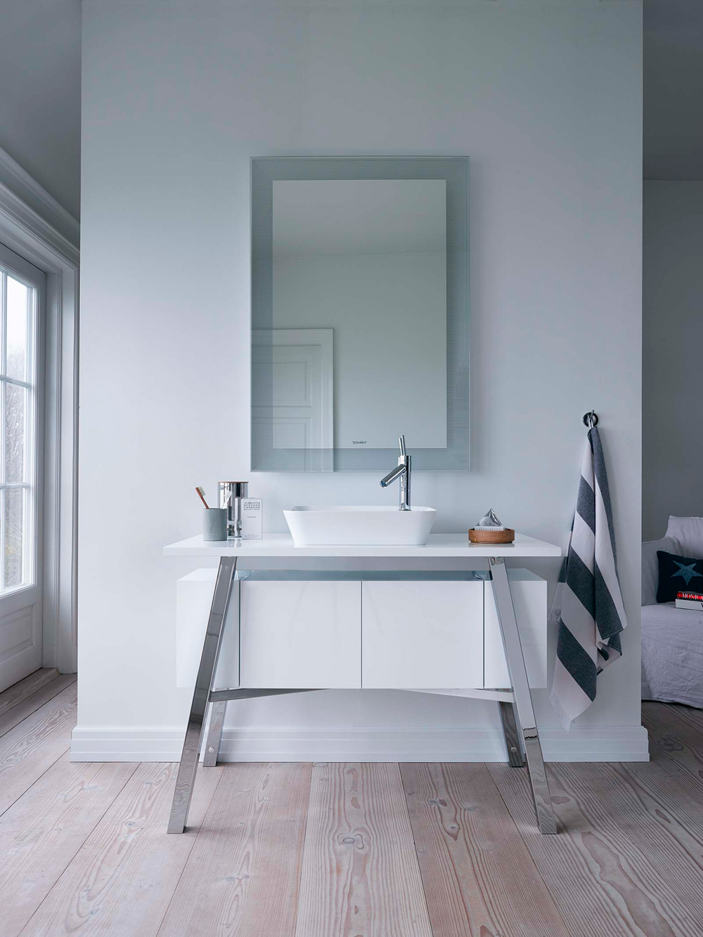Vasque cape cod duravit schmitt ney for Plan vasque design