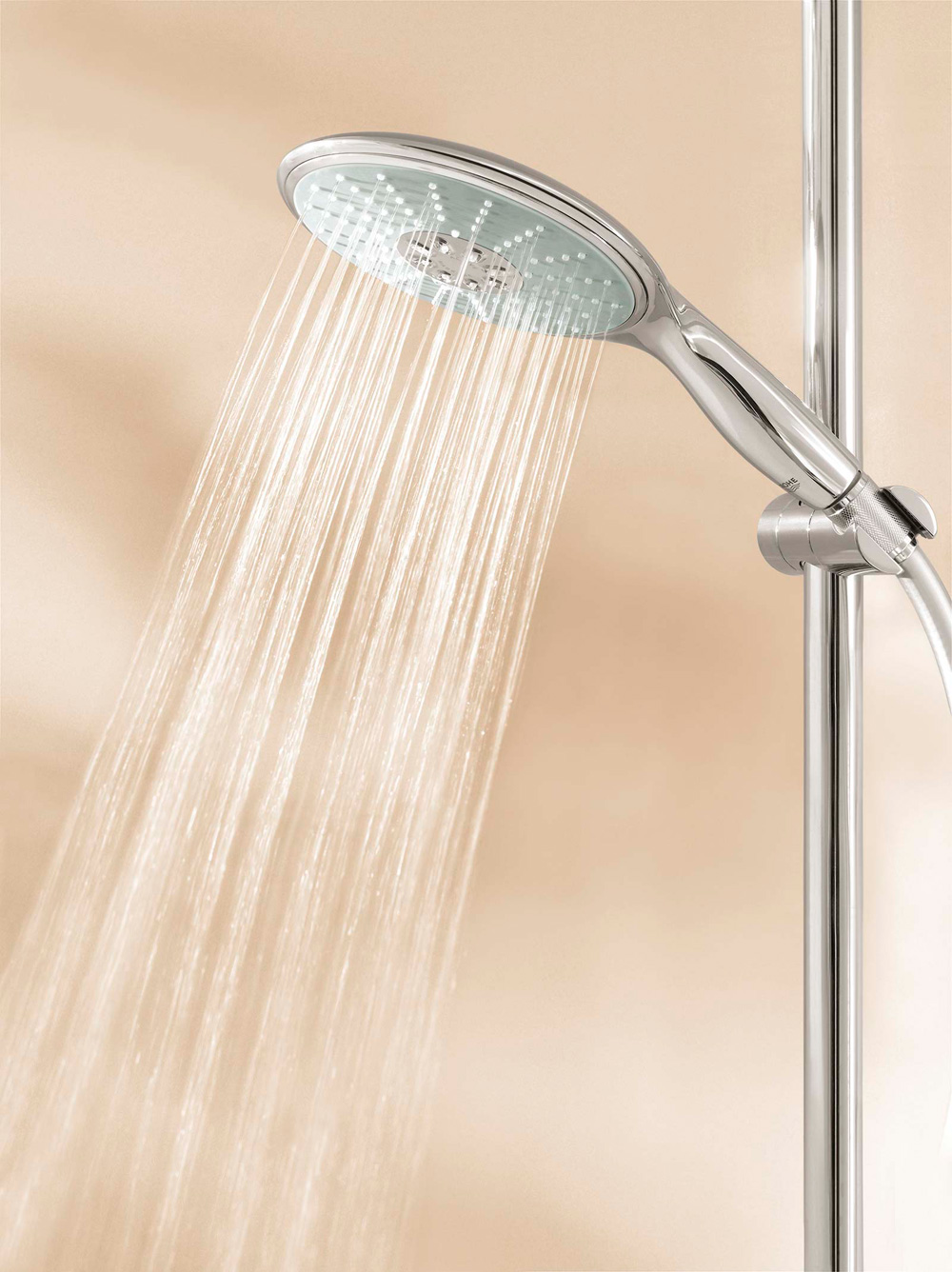 Colonne douche Grohe power and soul 3