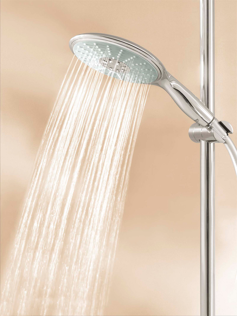 Colonne douche Grohe power and soul 4
