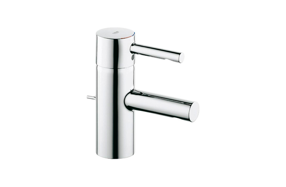 Robinet lavabo vasque essence grohe schmitt ney for Vasque grohe