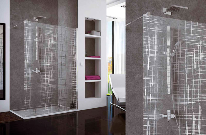 pare douche italienne fabulous porte de douche paroi de douche italienne fixe mm cm avec re. Black Bedroom Furniture Sets. Home Design Ideas