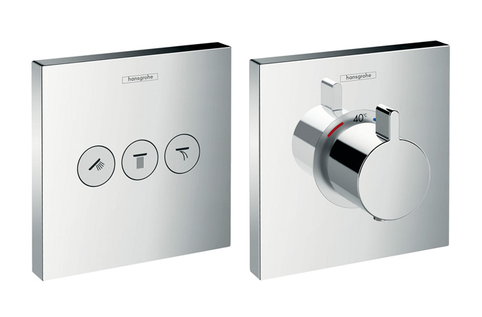 Colonne douche HansGrohe select