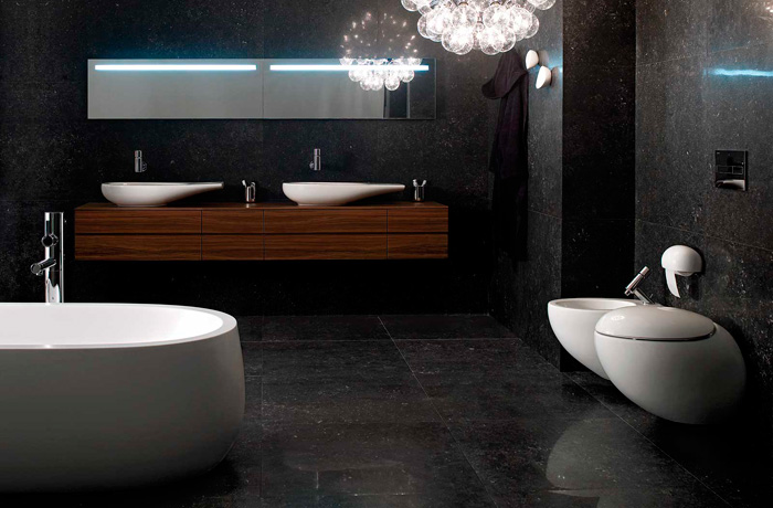 Collections Laufen Bagno Alessi One