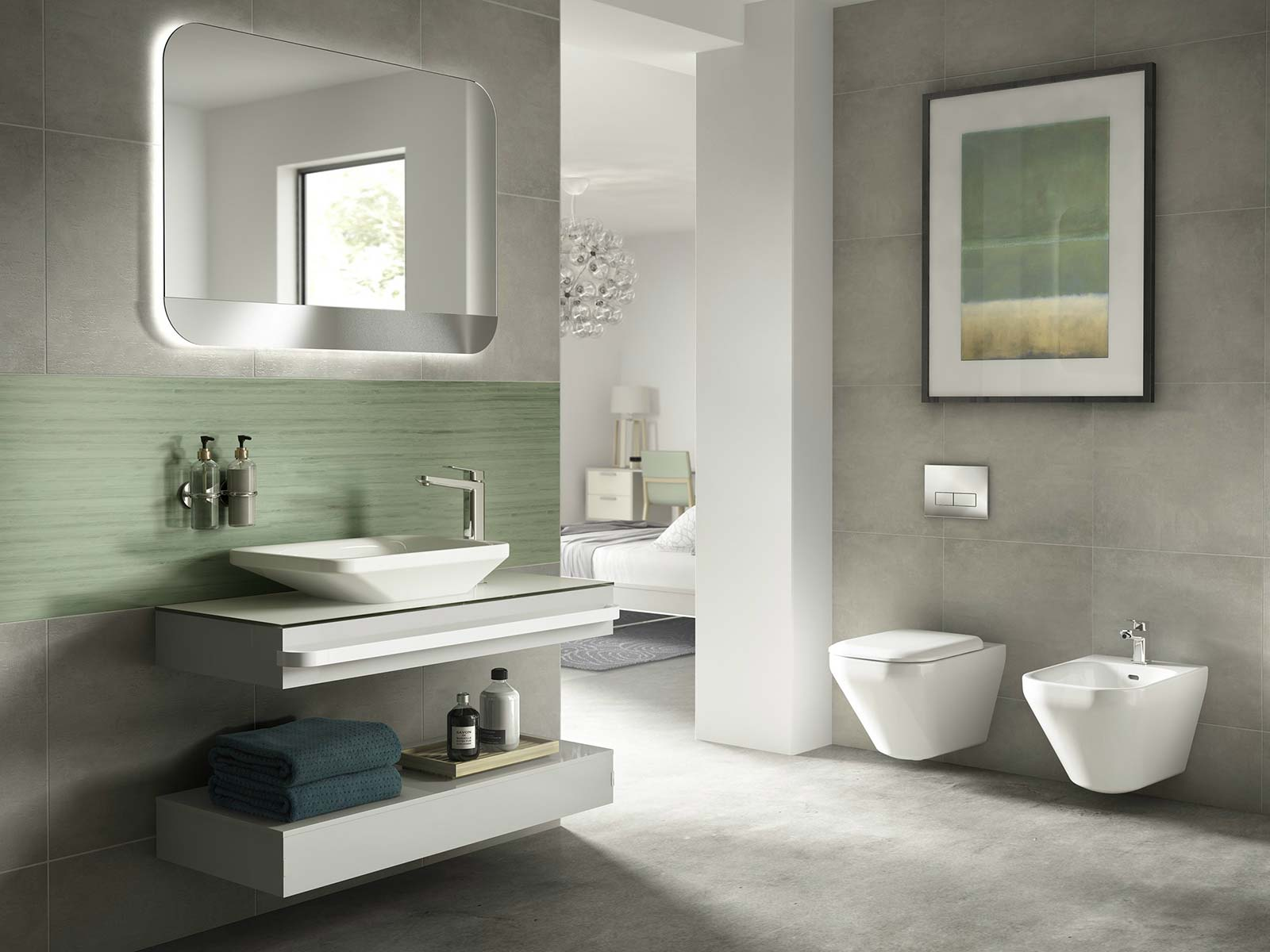 Meubles salle de bain tonic ii ideal standard schmitt ney for Ideal meuble catalogue