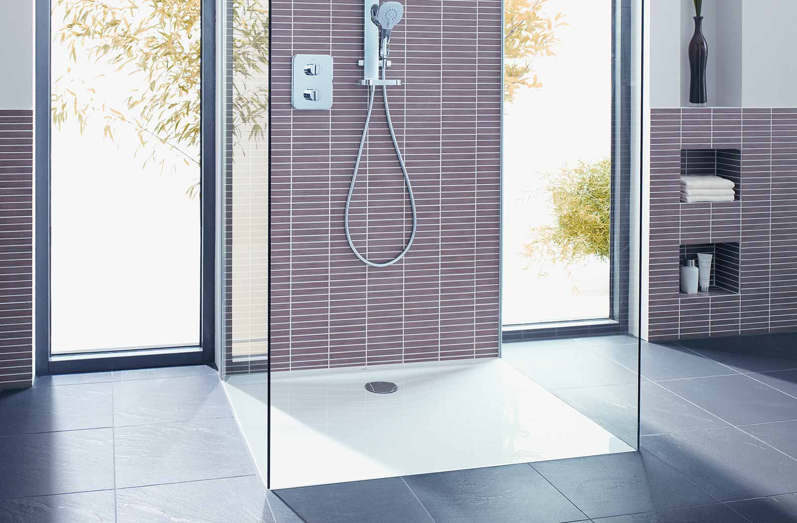 Receveur douche Ideal Standart ultraflat 0