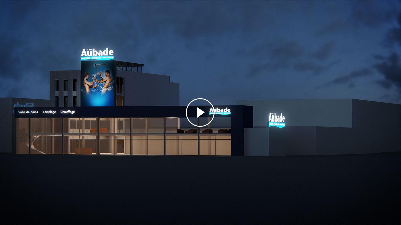 Design Aubade Salle De Bains Ivry