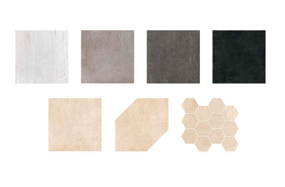 Carrelage Sol Interieur Creative Concrete Imola Schmitt Ney
