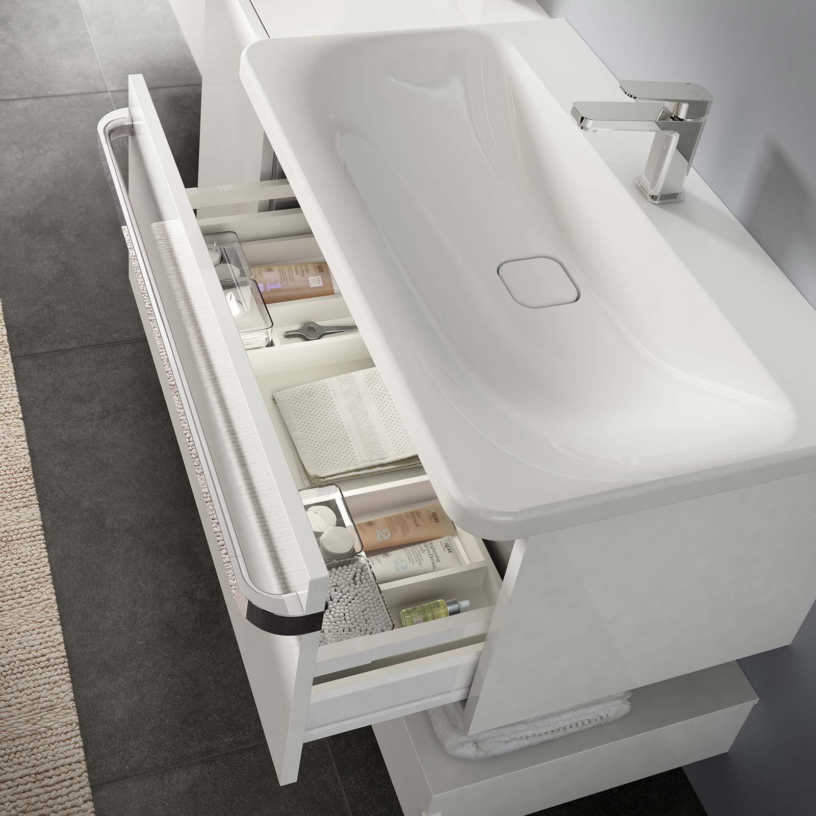 Meubles salle de bain Tonic II Ideal Standard  Schmitt-Ney